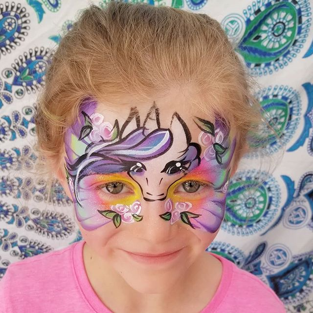 #facepaintfever__fairyfoxdesign design