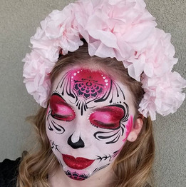 Sugar Face Paint