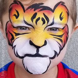 🐯 Furry muzzle instead of the one that