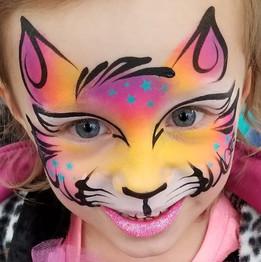 Kitty Face Paint