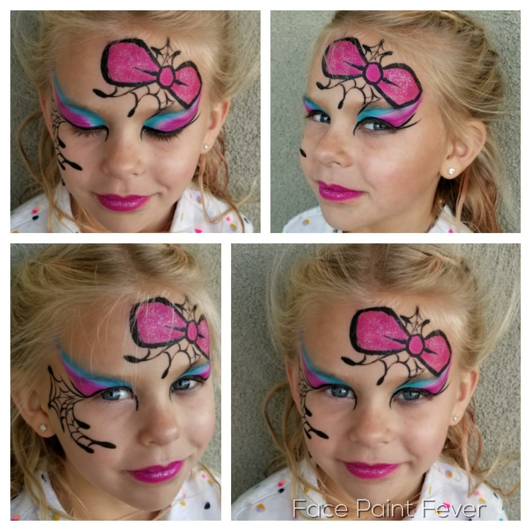Monster High face paint