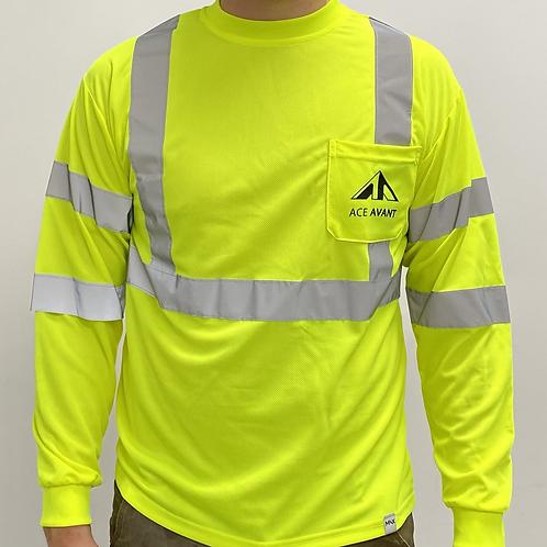 Striped Safety Shirt