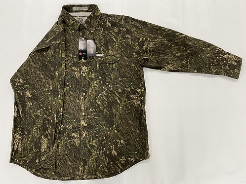 Long Sleeve Tiger Hill Camo Shirt