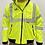 Thumbnail: Striped Green Safety Jacket