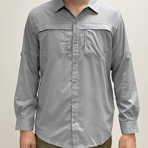 BAW Mens Long Sleeve Shirt