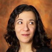 Rebecca Rosenblum, author