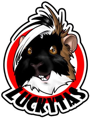 Logotipo Luckytas