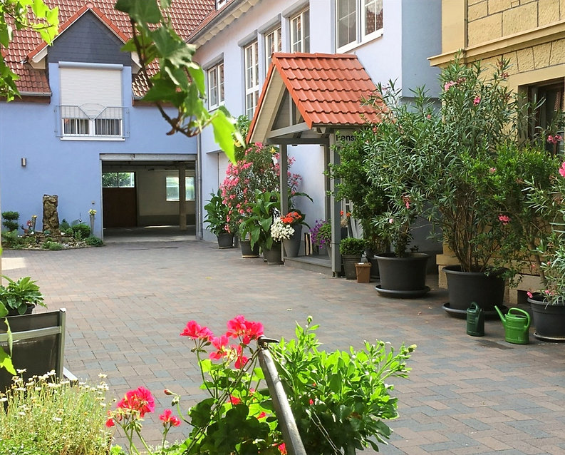 Pension am Schlossberg Ansicht