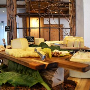 cheese buffet