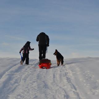 snow excursion