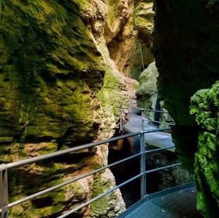 entrata ai canyon