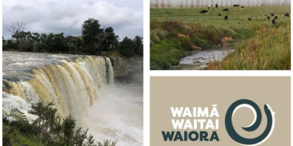 Te Kawa Waiora Research Hui Wananga
