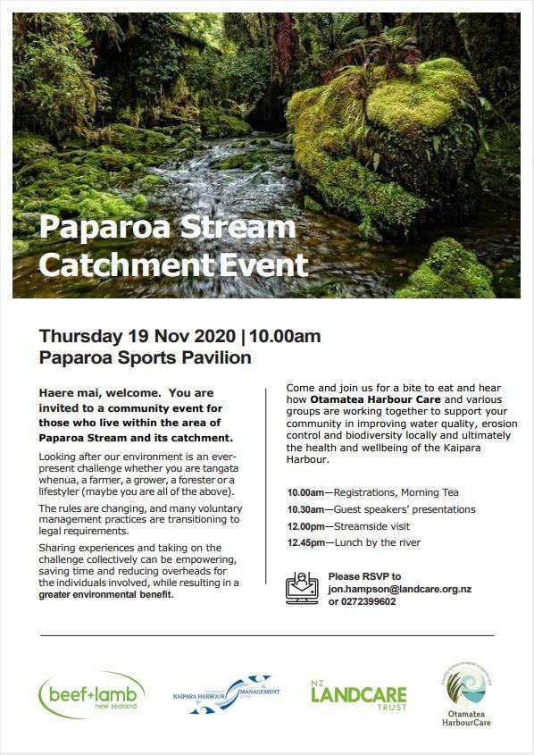 Paparoa Stream Catchment Event_Nov1.JPG