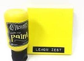 DYLUSIONS - Paint - Lemon Zest