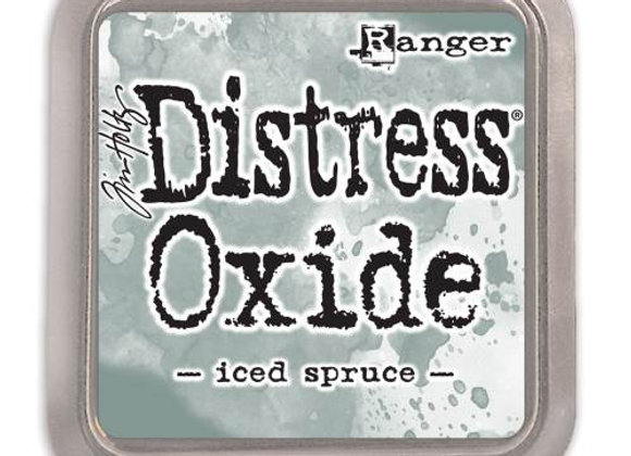DISTRESS OXIDE - InkPad - Iced Spruce