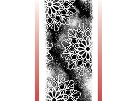 CREATIVE EXPRESSIONS - Stamp - Cosmic Background