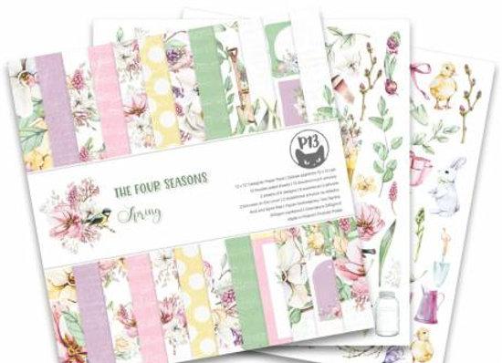 PIATEK 13 - Paper Pad - The Four Seasons
