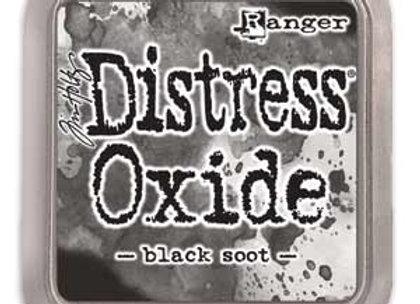 DISTRESS OXIDE - Ink Pad - Black Soot