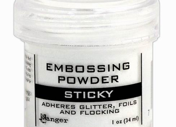 RANGER Embossing Powder - Sticky