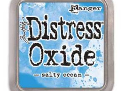 DISTRESS OXIDE - Ink Pad - Salty Ocean