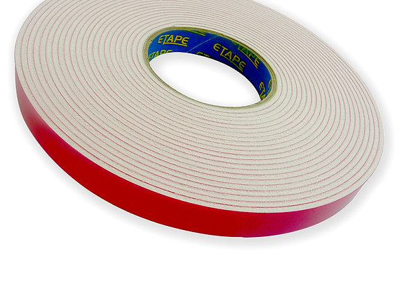Foam Tape - 18mm x 3mm x 10m