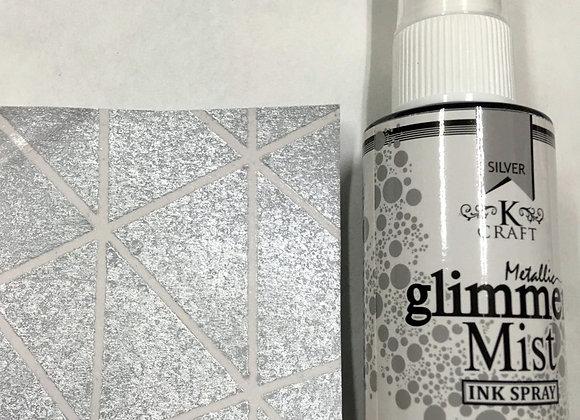 K-CRAFT - Glimmer Mist - Silver