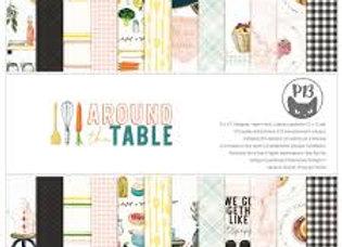 PIATEK 13 - Paper pad - Around the Table