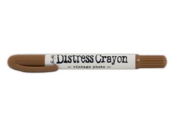 DISTRESS Crayon - Vintage Photo