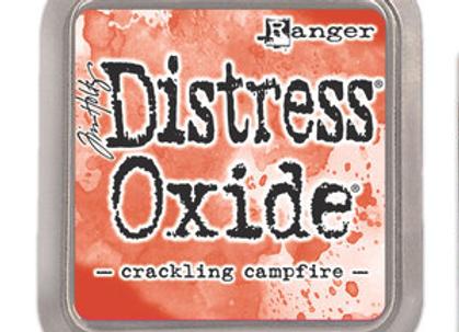 DISTRESS OXIDE - Ink Pad - Crackling Campfire