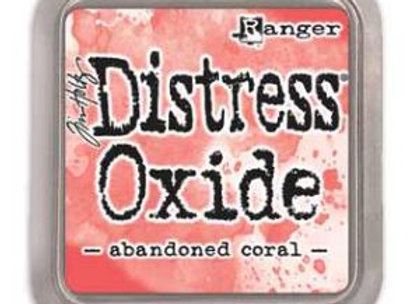 DISTRESS OXIDE - Ink Pad - Abandoned Coral
