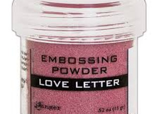 RANGER Embossing Powder - Love Letter