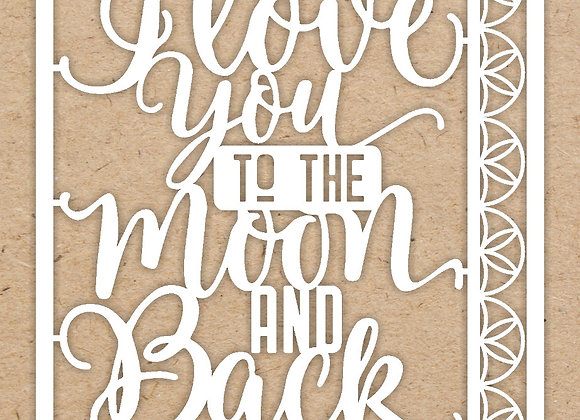 CELEBR8 - Title - I love you to the moon and back