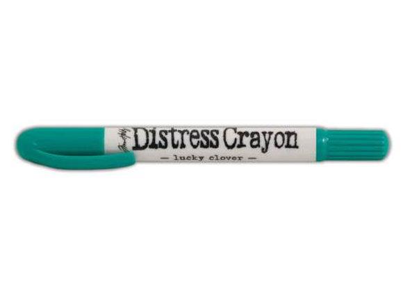 DISTRESS Crayon - Lucky Clover