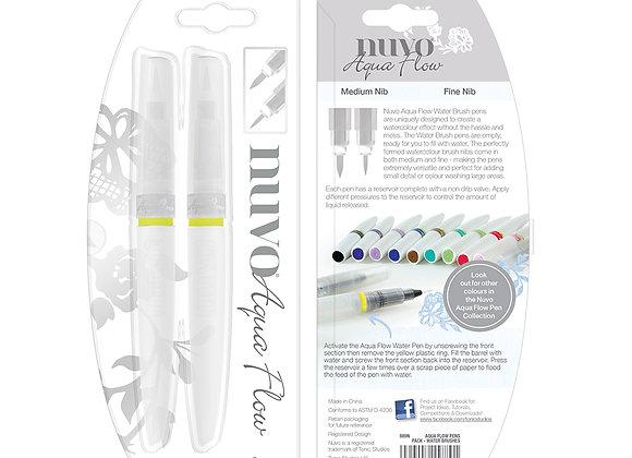 NUVO - Aqua Flow Water Brushes