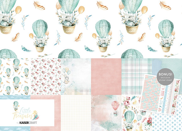 KAISERCRAFT - Paper Pack - Little Treasures