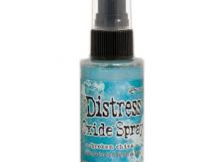 DISTRESS OXIDE SPRAY - Broken China