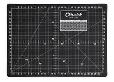CHISWICK A2 Cutting Mat (Black)
