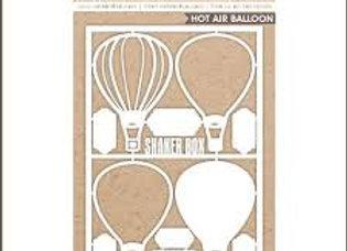 CELEBR8 - Elements - Balloon Shaker Box