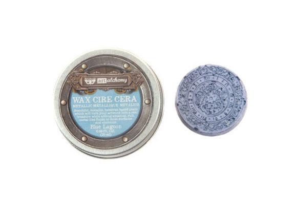 PRIMA - Finnabair Metallique Wax - Blue Lagoon