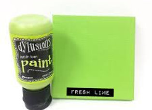 DYLUSIONS - Paint - Fresh Lime