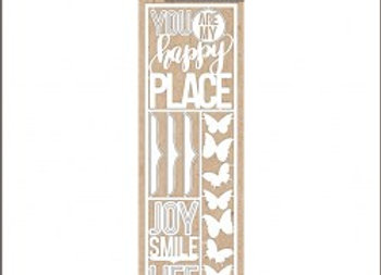 CELEBR8 - Title - You are my happy place