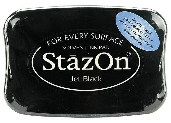 TSUKINEKO - StazOn - Jet Black
