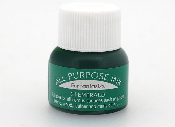 All Purpose Ink - Emerald