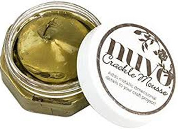 NUVO - Crackle Mousse - Egyptian Gold