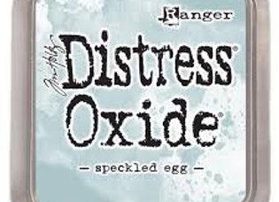 DISTRESS OXIDE - Ink Pad - Speckled Egg
