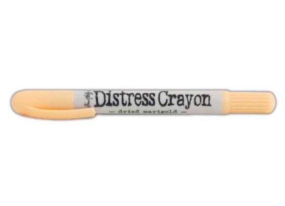 DISTRESS Crayon -Dried Marigold