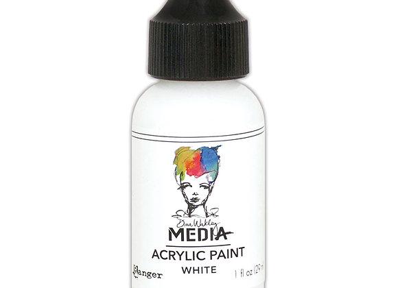 DINA WAKLEY - Acrylic Paint - White