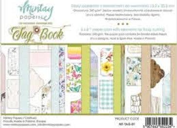 MINTAY - 6x8 Paper Pad - Tag Book