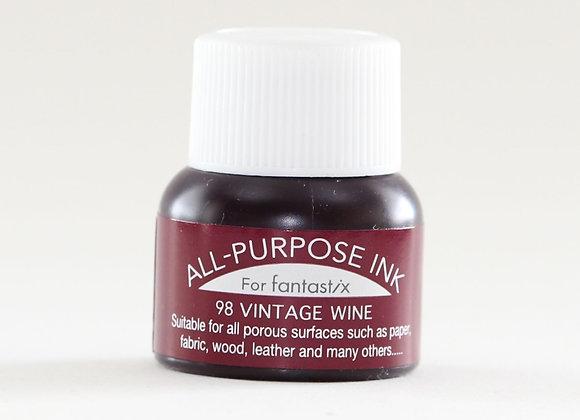 All Purpose Ink - Vintage Wine