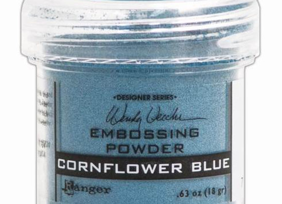 RANGER Embossing Powder - Cornflower Blue